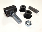 3/4-16 Bushing End w/ Jam Nut