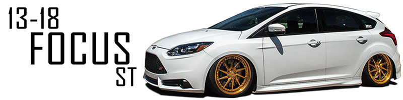 2013-2018 Ford Focus ST