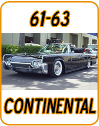 1961-1963 Continental