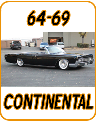 1964-1969 Continental