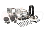 Viair 380C Dual Air Compressor Pack - Chrome - FREE SHIPPING!