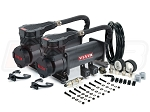 Viair 485C Gen. 2 Air Compressor Dual Pack - Stealth Black