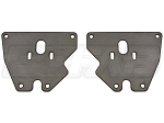 63-87 C10 Front Upper Airbag Mounting Plates - pair