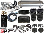 Complete Air Suspension Kit - 1986.5-1997 Nissan Hardbody - LEVEL 4 w/ Air Lift 3P