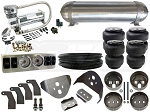 Complete Air Suspension Kit - Leaf Spring Cars & Trucks - LEVEL 1