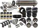 Complete Air Suspension Kit - Leaf Spring Cars & Trucks - LEVEL 2