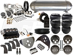 Complete Air Suspension Kit - Leaf Spring Cars & Trucks - LEVEL 3