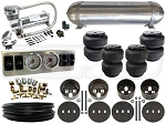 Complete Air Suspension Kit - 1975-1979 Lincoln Continental - LEVEL 1
