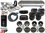 Complete Air Suspension Kit - 1975-1979 Lincoln Continental - LEVEL 4 w/ Air Lift 3P