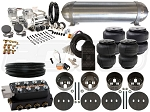 Complete Air Suspension Kit - 1975-1979 Lincoln Continental - LEVEL 3