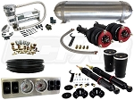 Complete Air Suspension Kit - Volkswagen MKIV Platform - LEVEL 1