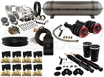 Complete Air Suspension Kit - Volkswagen MKIV Platform - LEVEL 2