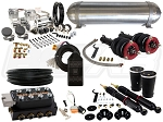 Complete Air Suspension Kit - Volkswagen MKIV Platform - LEVEL 3