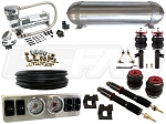 Complete Air Suspension Kit - MKV & MKVI Volkswagen - LEVEL 1