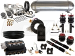 Complete Air Suspension Kit - Volkswagen MKV & MKVI - LEVEL 3