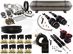Complete Air Suspension Kit - 2002-2008 B6 B7 Platform - LEVEL 2