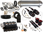 Complete Air Suspension Kit - 2002-2008 B6/B7 Platform - LEVEL 3