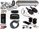 Complete Air Suspension Kit - 2009-2017 B8 Platform - LEVEL 4 w/ Air Lift 3P