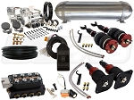 Complete Air Suspension Kit - 1997-2004 C5 Platform - LEVEL 3