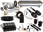 Complete Air Suspension Kit - 2004-2011 C6 Platform - LEVEL 3