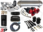 Complete Air Suspension Kit - 2017-2018 B9 Platform - LEVEL 4 w/ Air Lift 3P