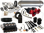 Complete Air Suspension Kit - 2017-2018 B9 Platform - LEVEL 3
