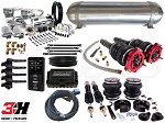 Complete Air Suspension Kit - 2018-2019 Honda Accord - LEVEL 4 w/ Air Lift 3H