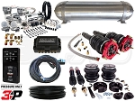 Complete Air Suspension Kit - 2018-2019 Honda Accord - LEVEL 4 w/ Air Lift 3P