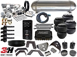 Complete Air Suspension Kit - 1999-2006 Chevy Silverado - LEVEL 4 w/ Air Lift 3H