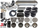 Complete FBSS Airbag Suspension Kit - 1963-1972 Chevrolet C10 - LEVEL 4 w/ Air Lift Performance 3H