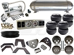 Complete Air Suspension Kit - 1982-2003 Chevrolet S10 - LEVEL 1