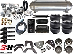 Complete Air Suspension Kit - 1982-2003 Chevrolet S10 - LEVEL 4 w/ Air Lift 3H