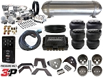 Complete FBSS Airbag Suspension Kit - 1997-2003 Ford F150 - LEVEL 4 w/ Air Lift 3P Height Control