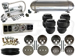 Complete FBSS Airbag Suspension Kit - 1998-2002 Lincoln Navigator/Expedition - LEVEL 1