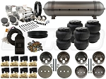 Complete FBSS Airbag Suspension Kit - 1998-2002 Lincoln Navigator/Expedition - LEVEL 2