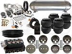Complete FBSS Airbag Suspension Kit - 1998-2002 Lincoln Navigator/Expedition - LEVEL 3
