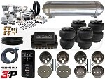 Complete FBSS Airbag Suspension Kit - 1998-2002 Lincoln Navigator/Expedition - LEVEL 4 w/ Air Lift Performance 3P