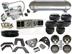 Complete FBSS Airbag Suspension Kit - 1998-2011 Ford Ranger - LEVEL 1