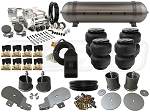 Complete FBSS Airbag Suspension Kit - 1965-1970 Chevrolet Impala - LEVEL 2