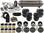 Complete Air Suspension Kit - 1961-1964 Cadillac DeVille - LEVEL 2