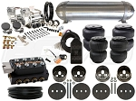 Complete Air Suspension Kit - 1961-1964 Cadillac DeVille - LEVEL 3