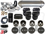 Complete Air Suspension Kit - 1961-1964 Cadillac - LEVEL 4 w/ Air Lift Performance 3P Height Control