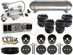 Complete Air Suspension Kit - 1971-1976 Cadillac DeVille - LEVEL 1
