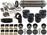 Complete Air Suspension Kit - 1971-1976 Cadillac DeVille - LEVEL 2