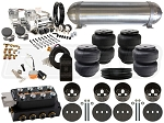 Complete Air Suspension Kit - 1971-1976 Cadillac DeVille - LEVEL 3