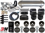 Complete Air Suspension Kit - 1971-1976 Cadillac - LEVEL 4 w/ Air Lift 3H