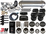 Complete Air Suspension Kit - 1963-1965 Buick Riviera - LEVEL 4 w/ Air Lift 3H