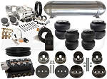 Complete Air Suspension Kit - 1959-1960 Cadillac - LEVEL 3