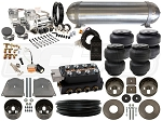 Complete Air Suspension Kit - 1964-1972 Chevelle & GM A Body - LEVEL 3