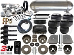 Complete Air Suspension Kit - 1964-1972 Chevelle & GM A Body LEVEL 4 w/ Air Lift 3H